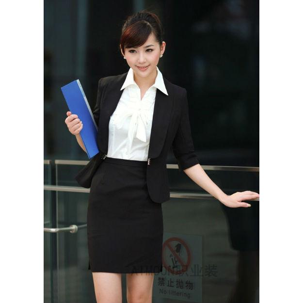 Đồng phục đẹp cho nữ công sở