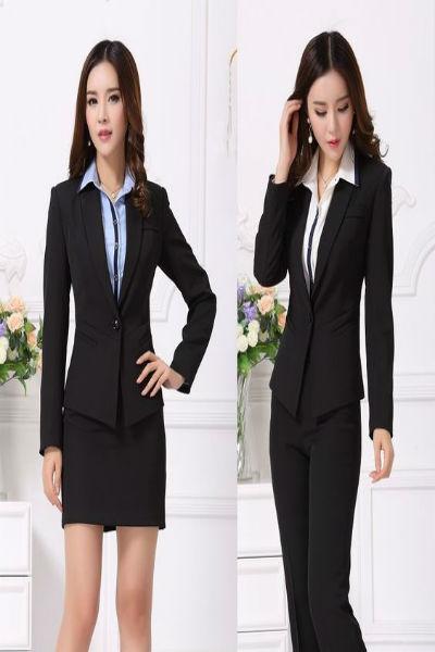 Đồng phục công sở nữ 01