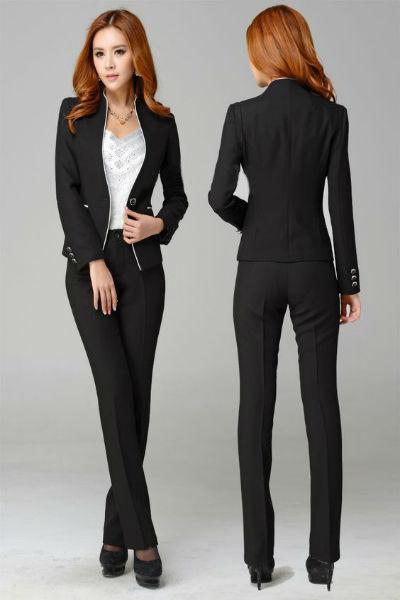 Đồng phục cho nữ văn phòng 03