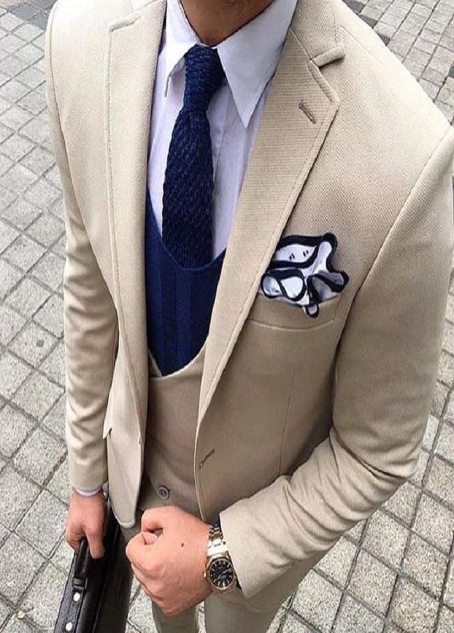 Cách kết hợp áo vest với áo sơ mi và quần