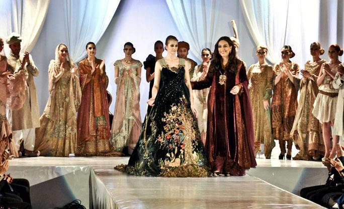 Thiết kế thời trang là nghề không bị lỗi mốt