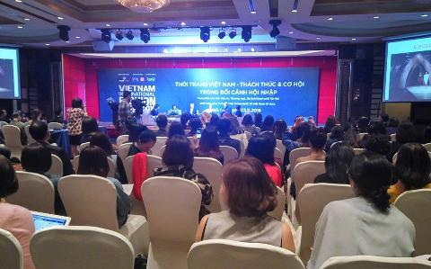 Vì sao chưa có ngành công nghiệp thời trang ở Việt Nam?