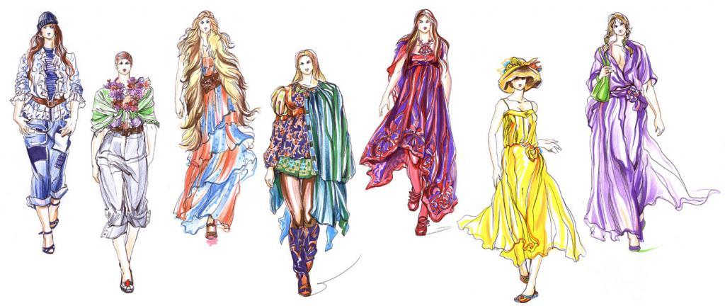 Khóa học thiết kế thời trang