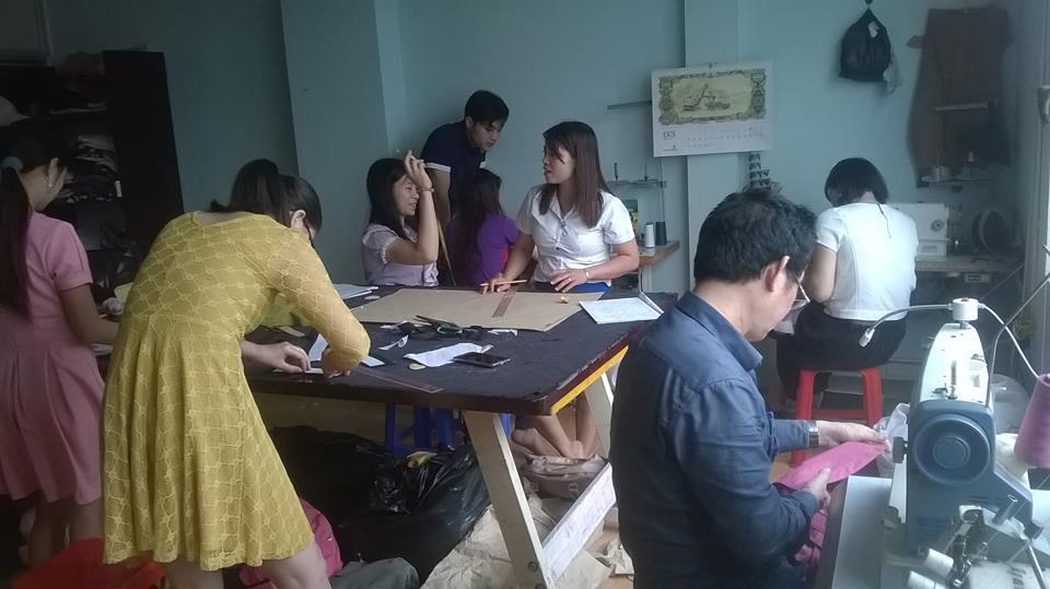 Trung tâm dạy cắt may cơ bản tại Hà Nội