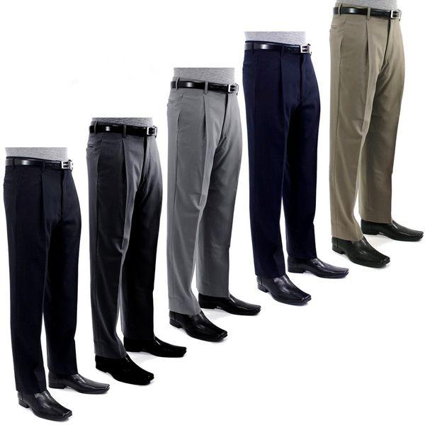 Cách lựa chọn quần âu đẹp cho quý ông