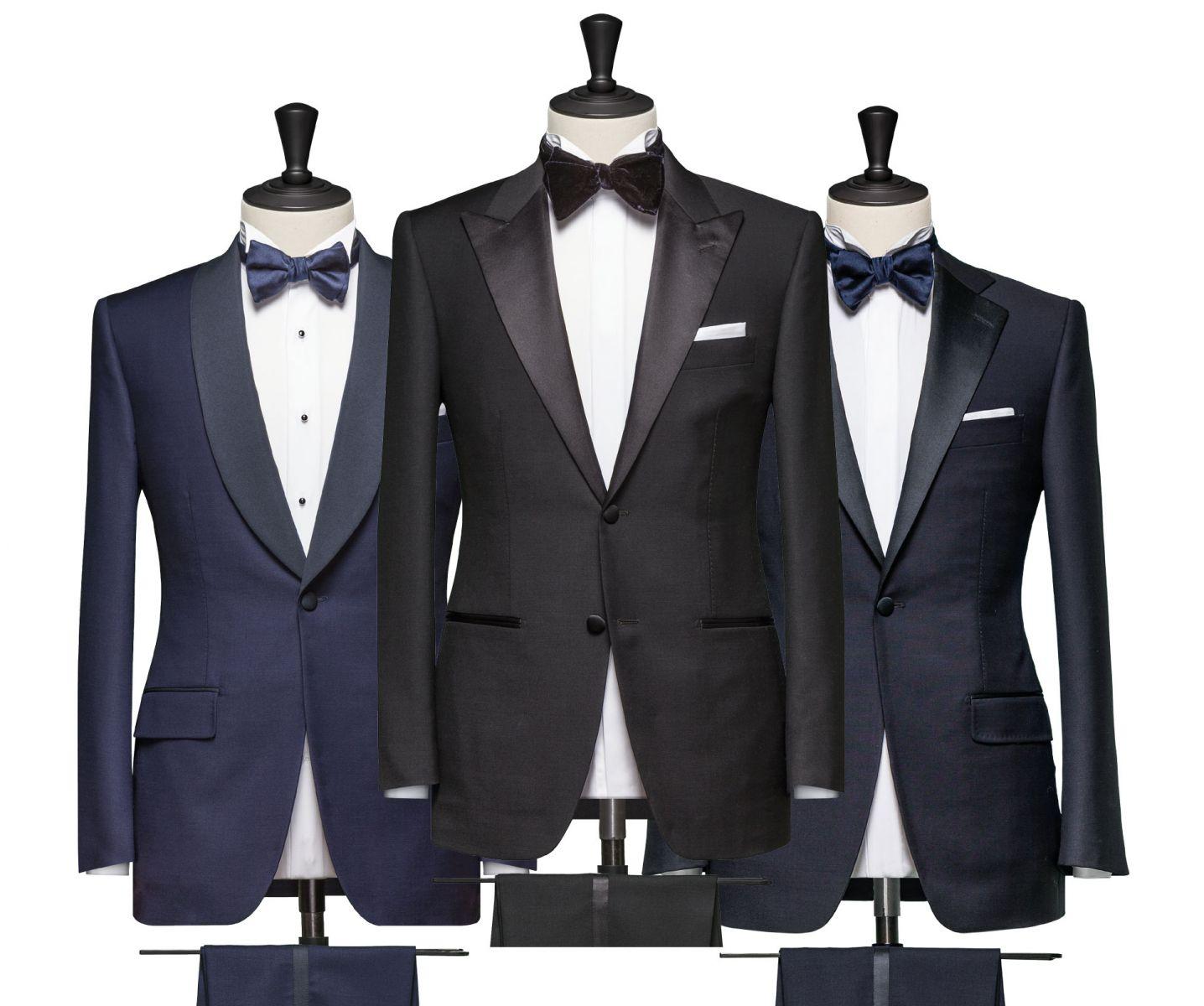 Tuxedo là gì? Những điều cần biết về trang phục Tuxedo
